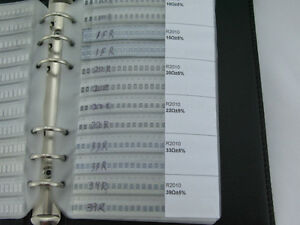 2010 Package Smd Smt 0 5 W Chip Resistor Folder Kit 84 Value 4032pcs