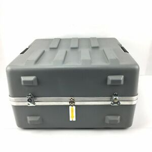 Ch Ellis Hard Plastic Shipping Storage Case