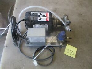 Used 1 3 hp Cornelius Timed Carbonator Pump Procon For Soda Fountain Free Shipp