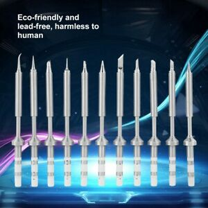 Stainless Steel Electric Soldering Iron Tip Replacement For Ts100 Soldering Ir