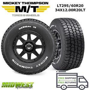90000035207 Mickey Thompson Lt295 60r20 34x12 00r20lt Deegan 38 Tire Set Of 4