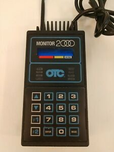 Otc Monitor 2000 System Diagnostics Fast Free Shipping