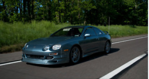 Toyota Celica At200 St202 St204 1996 1999 Z Glyde Front Lip