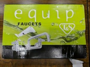 T s Commercial Faucets 5f 8wlx12