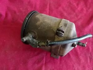 Vtg Bypass Remote Oil Filter Fram Hot Rat Rod Studebaker Ford Merc Olds Tractor