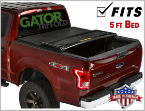 Gator Etx Tri fold fits 2019 Ford Ranger 5 Ft Tonneau Bed Cover