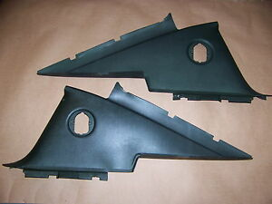1968 Chrysler 300 Green Sail Panels Oem 2789992 2789993