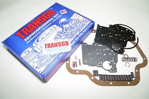 Transgo 400 1 2 Shift Kit Th400 3l80 Transmission Stage 1 2 Gm Car Truck Th475