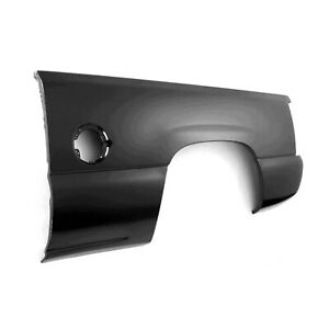 Driver Side Truck Bed Panel Made Of Steel For 99 06 Chevrolet Silverado 15195680