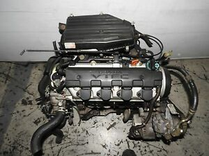 2001 2005 Honda Civic Engine Ex Vtec Jdm D17a D17a2 1 7l