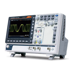 Instek Gds 2102e 100 Mhz 2 channel Vpo Digital Storage Oscilloscope