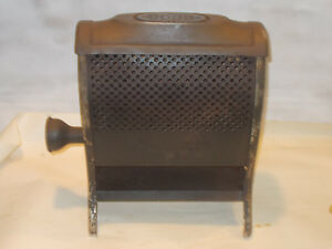 Antique Lawson Model 10 Gas Cast Iron Space Heater Prd2761