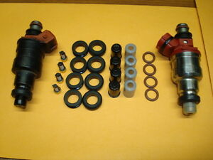 Fuel Injector Repair Rebuild Kit For Toyota Corolla Mr2 4age 4agelc