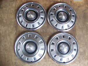 1968 1969 Dodge Charger Hubcaps Wheel Covers 14 4 Coronet 500
