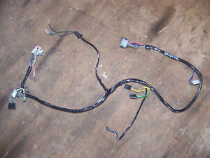 1968 Chrysler Heater A C Wiring Harness Oem 2889088 New Yorker Newport T
