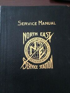 1924 North East Automotive Electric Service Manual Dodge Graham Reo 1925 1923