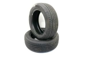 Set Of 2 Used Tires Cotinental Procontact 18 Inches 225 60r18 225 60 18 10 32