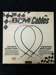 B M 80831 Super Duty Shifter Cable 3 Foot Length
