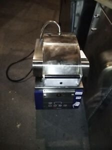 2014 Or 2015 Electrolux 208v Panini Sandwich Press Grill