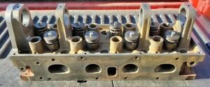 87 88 Thunderbird Turbo Coupe 2 3 Ford Cylinder Head D Port