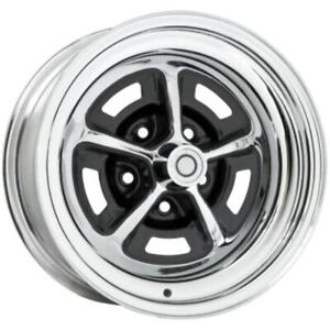 Coker 15x7 Magnum 500 Chrome 4 25 B s By Specialty Wheel