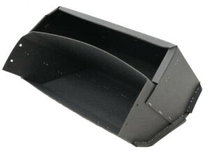 Glove Box Liner Insert For 1968 70 Subaru 360 Black Cardboard