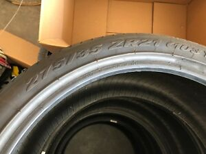 275 35zr21 103y Pirelli P Zero B Used 7 8 32 Tire Lots Of Good Tread