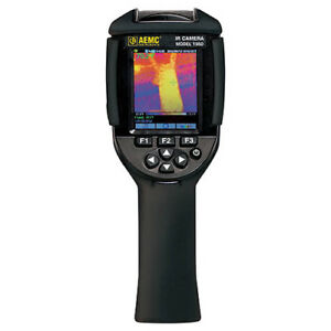 Aemc 1950 2121 40 9 Hz 80x80 Thermal Imaging Infrared Camera
