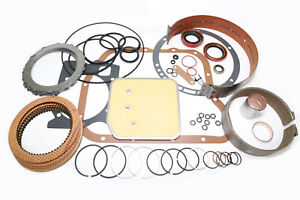A727 Rebuild Kit 1980 Up A 727 Torqueflite 8 Transmission Master Overhaul Dodge
