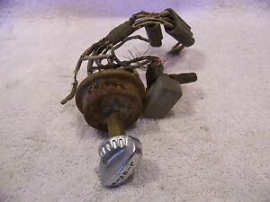 1953 Chrysler Town Country Headlight Switch Oem New Yorker Saratoga Deluxe