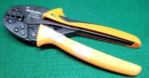 Weidmuller Cti6 Crimp Tool Insulated Terminals Free Shipping
