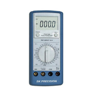Bk Precision 391a 4 1 2 20 000 Count Digital Multimeter W case
