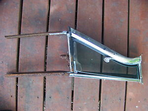 1957 Plymouth Fury 2d Hard Top Lh Wing Window Frame