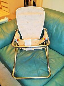 Vintage Baby Walker Antique Retro Jumper Walker Bouncer Seat Don T Use For Baby