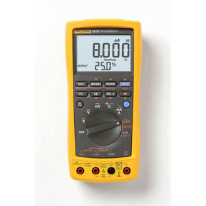 Fluke 787b Processmeter dmm loop Calibrator With Fluke Connect