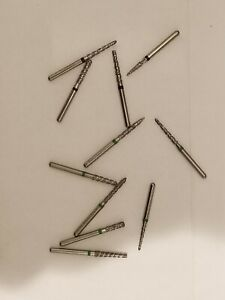 Dental Diamond Burs For High Speed Handpiece Veriety Of Burs 100 Of Each Bur