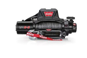 Warn Industries Vr8s 8 000lb Synthetic Winch
