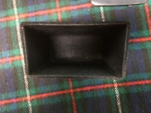 Saab 9000 Center Console Storage Cubby Hole