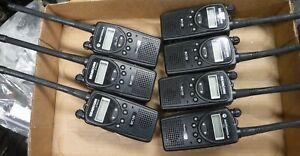 Motorola bearcom Radios Lot Of 7 Free Shipping
