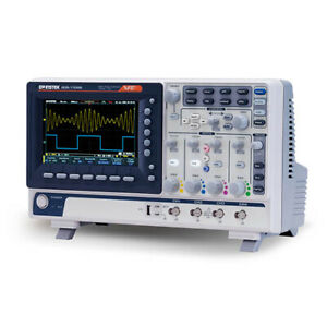 Instek Gds 1102b 100 Mhz 2 Channel Digital Storage Oscilloscope