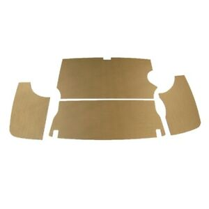 Trunk Dress Up Kit For 1955 1957 Chevrolet 4 Piece Tan Usa Made