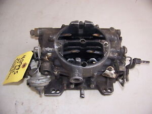 1967 Dodge Charger Coronet Plymouth Satellite 383 Carburetor Oem Carter 4299s