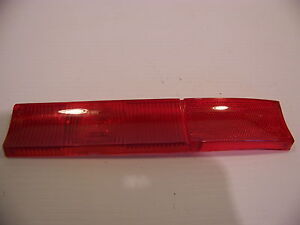 1963 Plymouth Valiant Rh Taillight Lens 2243054 Nos