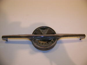 1963 Plymouth Valiant Trunk Emblem Oem 2244906