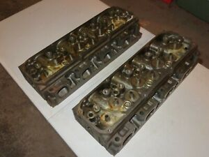 Nos New Ford 302 Boss Heads Mustang