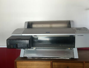 Epson Stylus Pro 7600 Industrial Wide Format 2880 X 1440 Dpi Printer