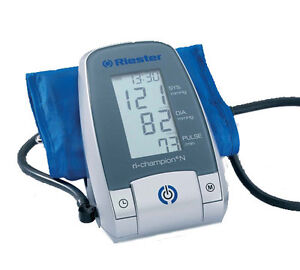Riester Ri champ Fully Automatic Blood Pressure System