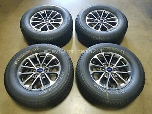18 18 19 Ford F 150 Lariat Wheels Rims Tires Expedition Oem Factory F150 10169