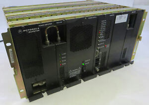 Motorola Quantar T5365a 800mhz Base Station Repeater W Modules
