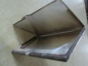 Vintage Card Holder Reed And Barton 689 Silverplated